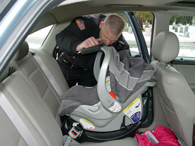 We can assist with selection & installation of child safety seats